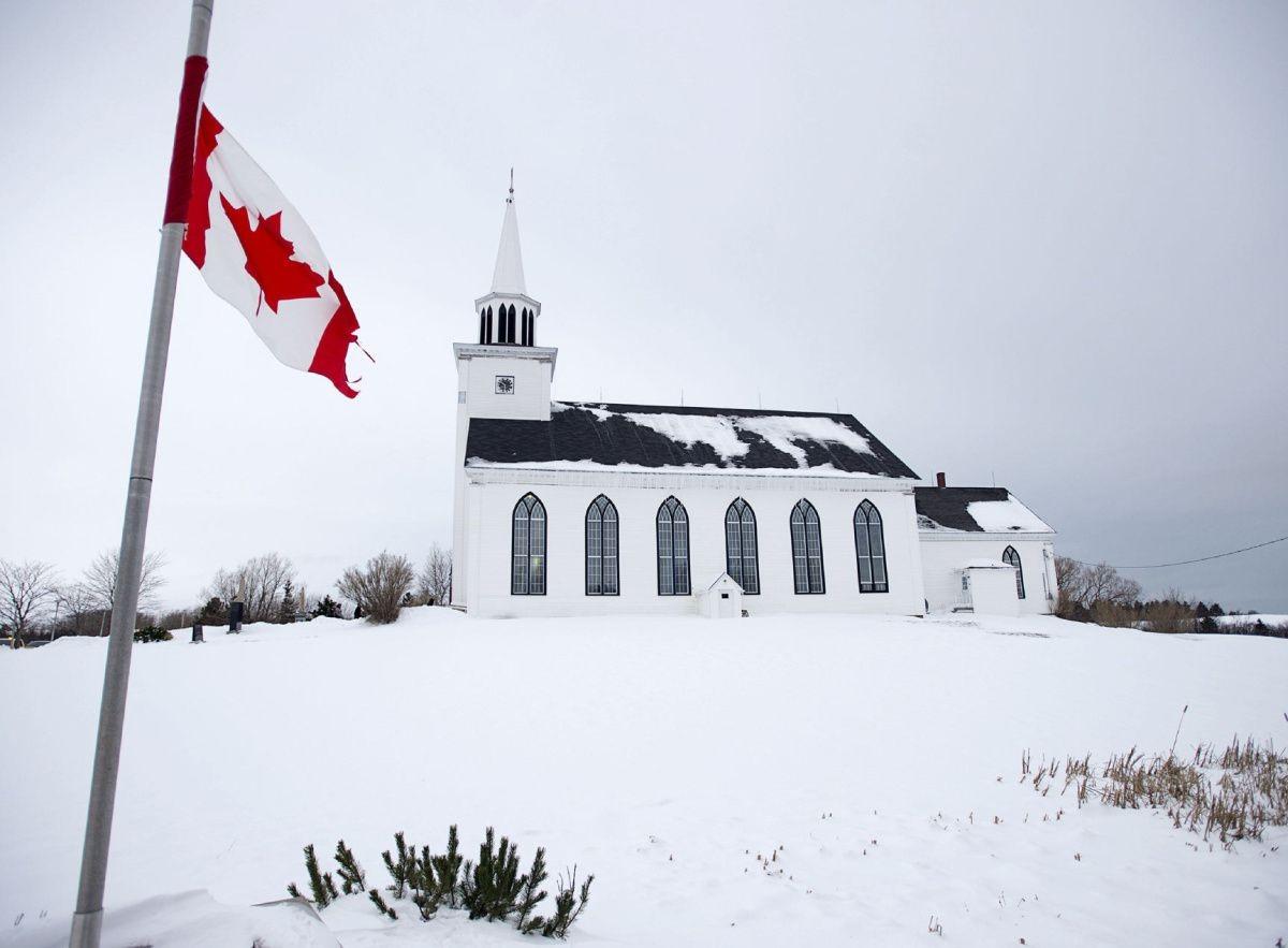 Église Saint-Pierre de Tracadie