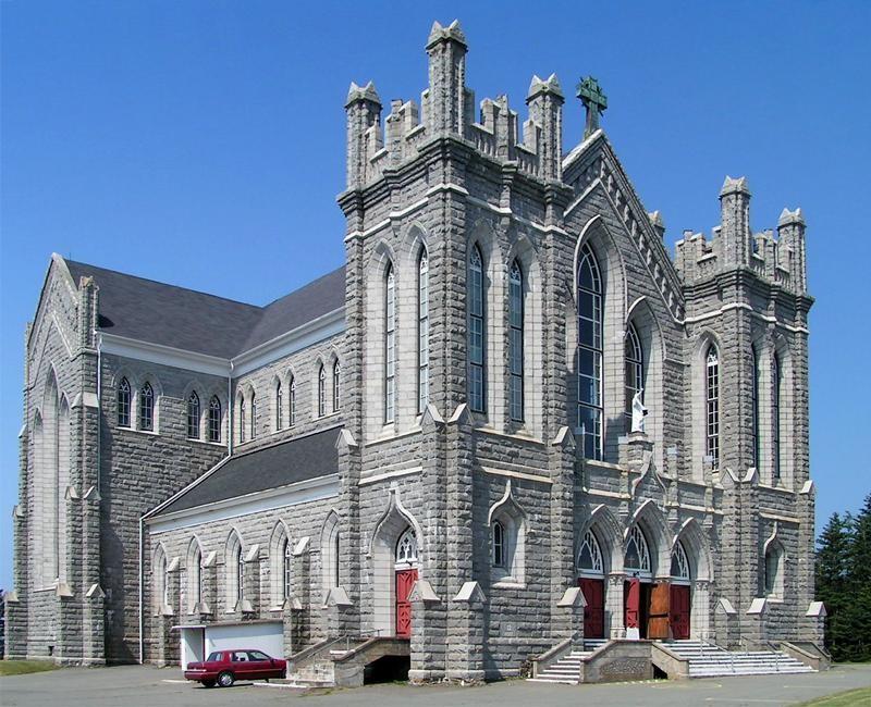 Église catholique de Saint-Bernard