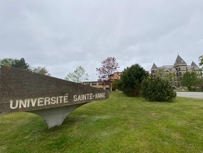 The Université Sainte-Anne