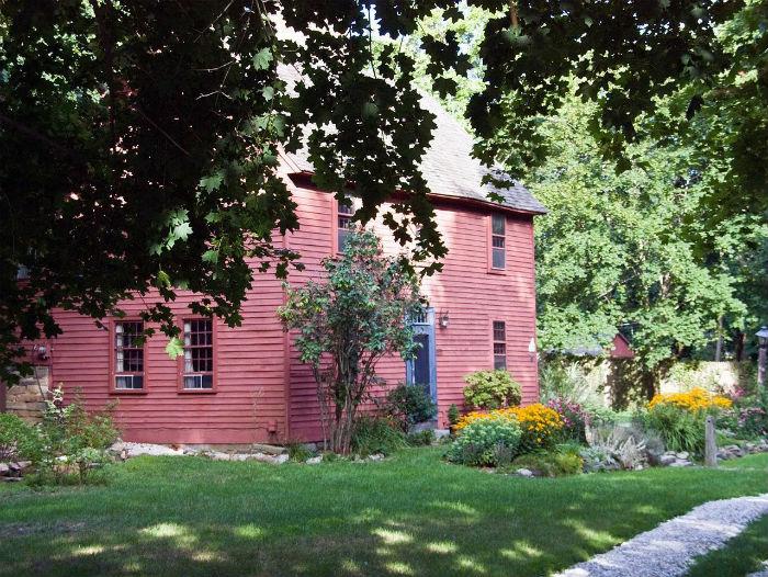 La Maison acadienne à Guildford