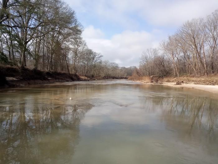 Thomson Creek, anciennement Bayou des Écores