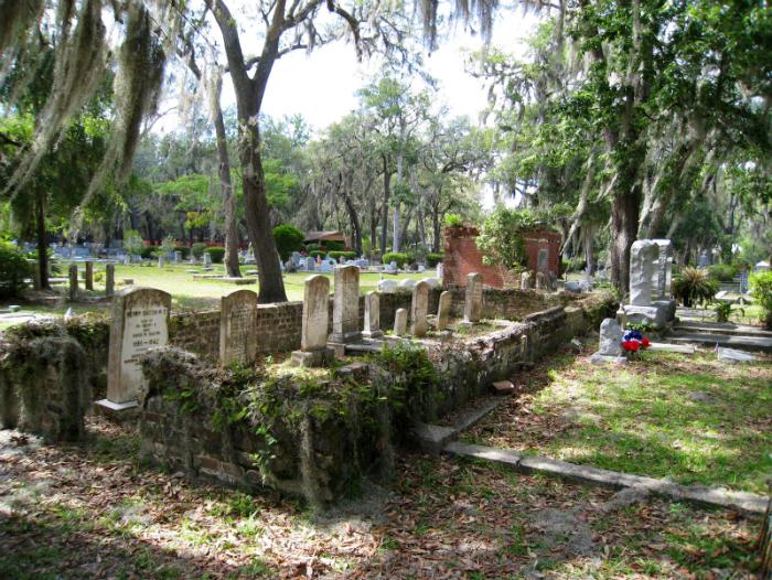 Le quartier historique de St. Marys