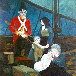 Acadie femmes