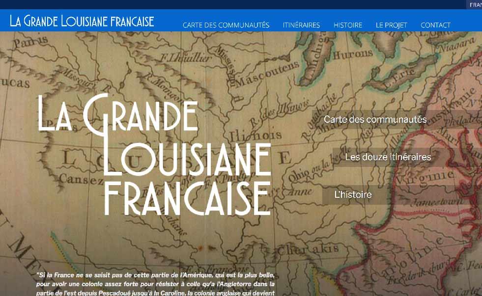site sur la louisine française