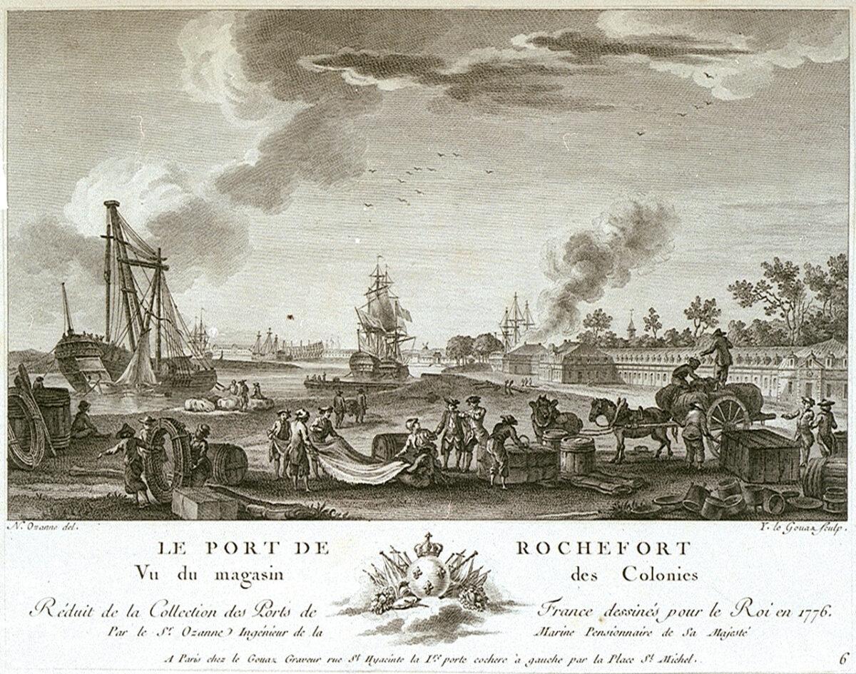 Port of Rochefort