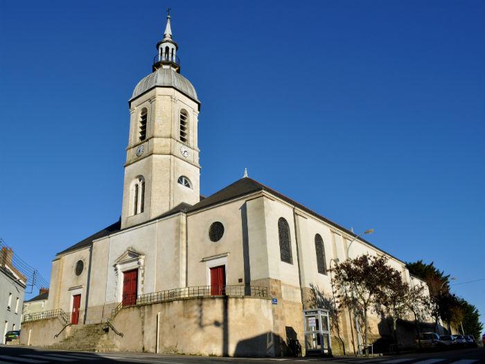 Eglise Saint-Martin de Chantenay