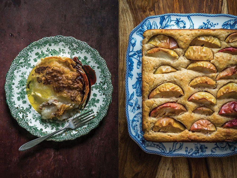 Talent culinaire des Acadiens