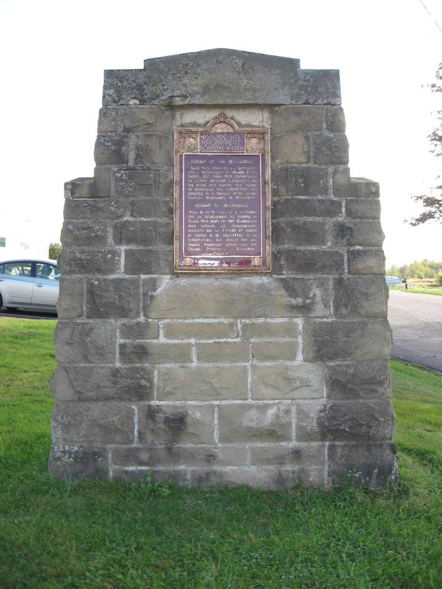 Monument erected in 1922 in Hillsborough