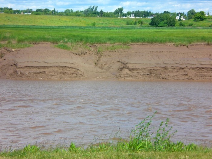 The Petitcodiac River