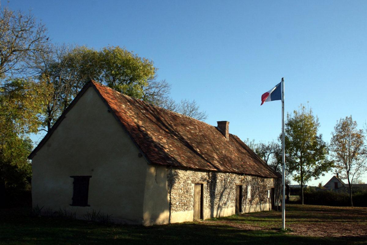 Farm museum in Archigny