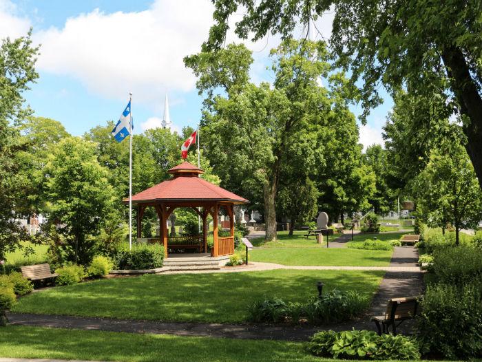 Parc historique de la Promenade-des-Sœurs