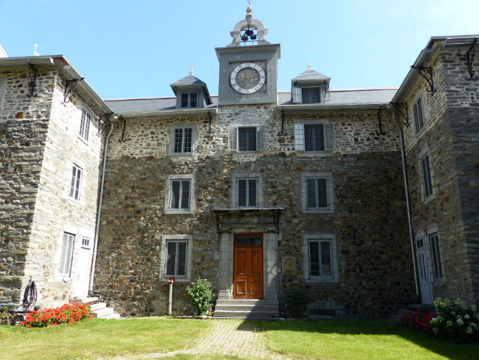 Site of the old Saint-Sulpice seminary