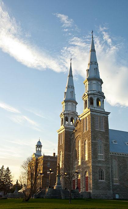 Eglise de Saint-Jacques actuelle