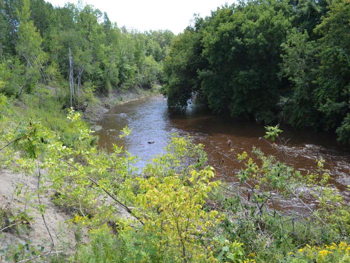 L'Acadie River
