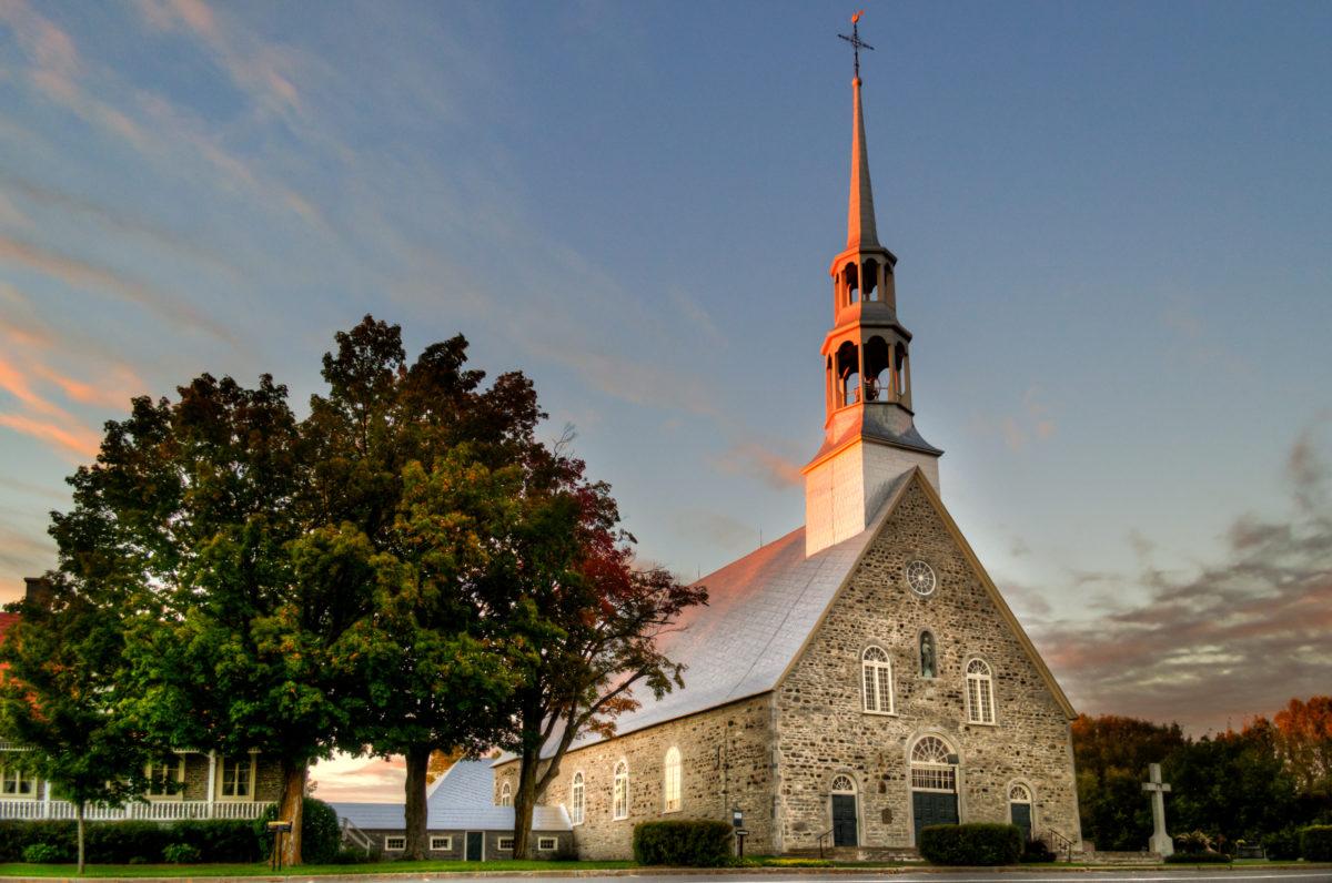 Eglise Sainte-Marguerite-de-Blairfindie