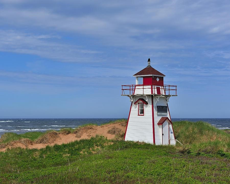 Lighthouse of Stanhope